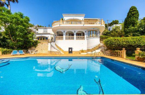 huis kopen in Moraira